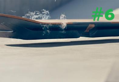 #6 Tech Toys! Auto fabrikant Lexus, maakt een hoverboard?